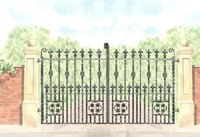 Pelham Gate Design