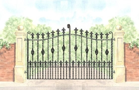 Salisbury Gate Design