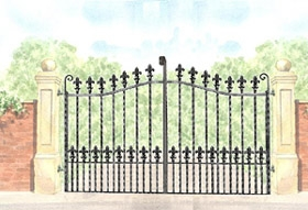 Wentworth Gate Design