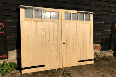 Dorset Garage Door Design