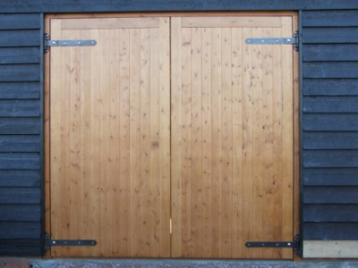 The Essex Garage Door Design