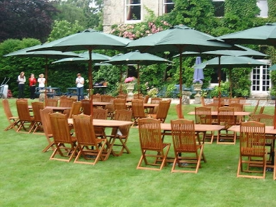 Garden Furniture Hire