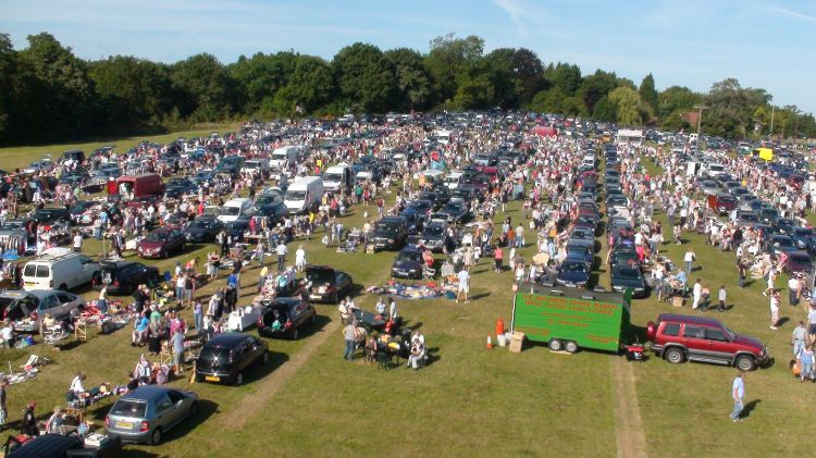 Find Local Car Boot Sales