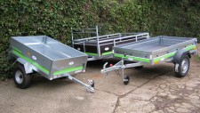 3 ranges of general purpose cargo trailers