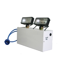 Emergency Flood Lighting