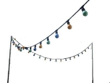 Outdoor Festoon Light Strings
