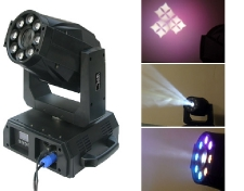 LED Moving Head - Wash & Profile