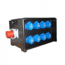 63A 240v Splitter Distribution Unit