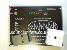StageGear - Sound Limiter Shop - The Sound Limiter & Noise Warning