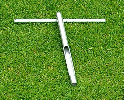 3 4in core sampler soil samplers boyd golf for 0200 soil core sampler