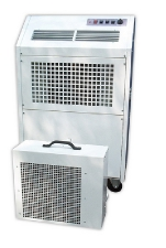 Water Cooled Split Portable Air Conditioner