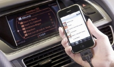 AMI 3G (Audi Music Interface) A4 A5 A6 A8 Q5 Q7