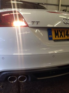 Rear OR Front Cobra Factory Look Flush Mounted Parking Sensors