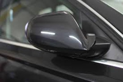 Audi Power Folding Mirrors