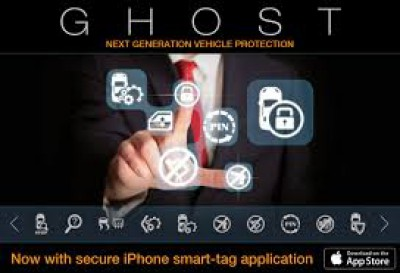 Ghost - NON DETECTABLE IMMOBILISER