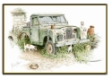 The Oldy Landy Land Rover Series II