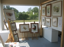 Somerset Crafts Michael Cooper Exhibition