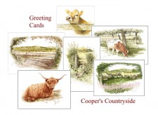 Michael Cooper Greeting Cards