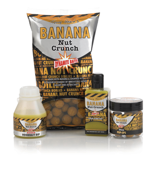 BANANA Dynamite Baits Banana Nut Crunch Shelf Life