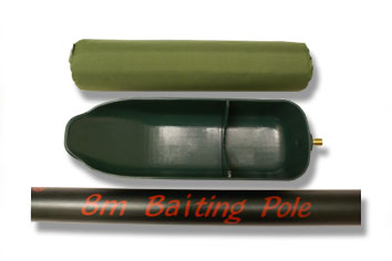 AIBB Angling Intelligence Baiting Pole 8 metre