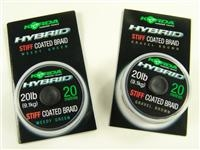 HSCB20 Hybrid Stiff Coated Braid