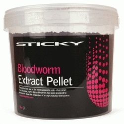 BL40 Sticky Bloodworm Pellet