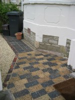 Trad Block Paving