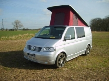 vw t5 pop top