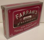 Farrah`s Toffee Assotment 170g Box