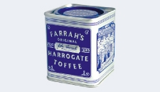 Farrrah`s Harrogate Toffee Caddy Tin 200g