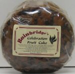 Bainbridges 5 Inch Celerbration Fruit Cake