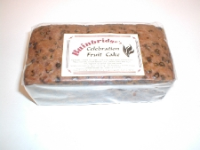 Bainbridges Celerbration Half  6 Inch Sqaure Fruit Cake
