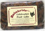 Bainbridges Segment Celebration Fruit Cake.