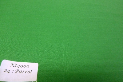 Plain Polyester Cotton Greens