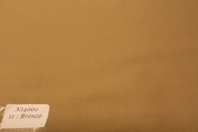 Plain Polyester Cotton Earthy colours