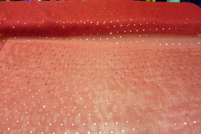 Sequined Chiffon