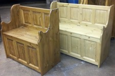 Pine Monks Bench. Choice Of Finishes From �249