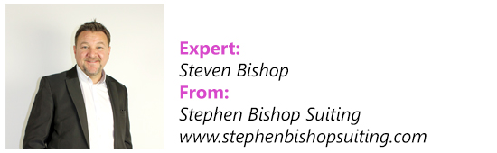 Stephen Bishop Suiting