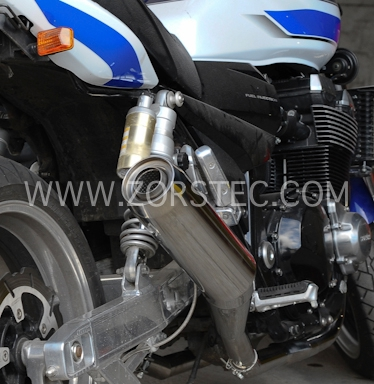 Bike Exhausts Stainless Exhaust System Custom Stainless