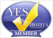 WE ARE A' YES' HOTEL'S  ACCREDITED  GUEST HOUSE / HOTEL.