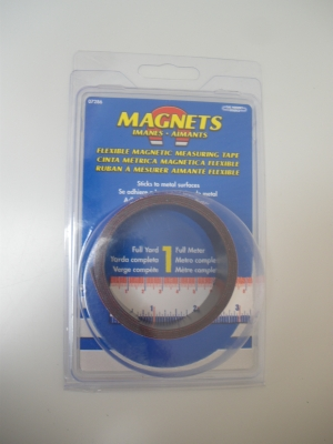 R062 FLEXIBLE MAGNETIC TAPE MEASURE