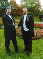 Andy & Best Man
