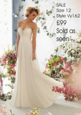 £200 Sale style VY162 size 12 SOLD AS SEEN