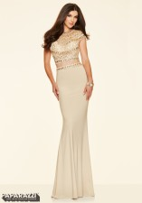 98034 IN STOCK IN NUDE SIZE 6