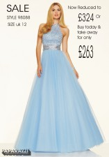 98088 IN STOCK IN BAHAMA BLUE SIZE 12