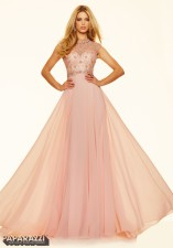 98099 IN STOCK IN BLUSH SIZES 18 + 22
