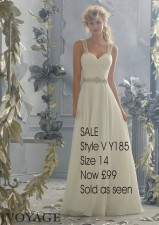 £200 Sale Style VY185 size 14 SOLD AS SEEN