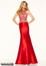 £260 SALE style 98030 IN RED SIZE 6