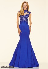 £270 SALE style 98049 IN ROYAL SIZE 20