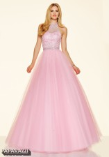 £265 SALE style 98096 IN PINK SIZE 6